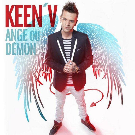 """Pochette de son 4ème album """"Ange Ou Démon"""" + Tracklist"""