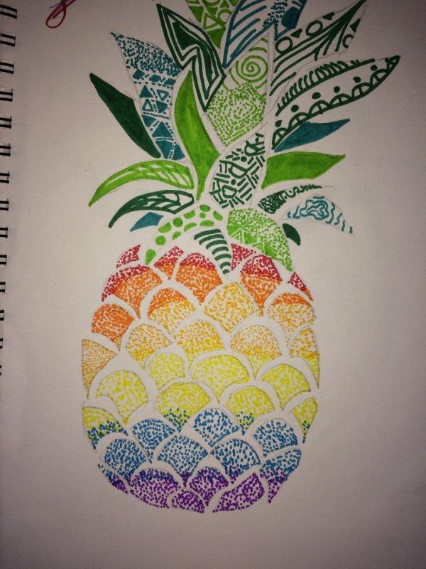 fruit tribal 1