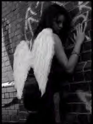 un ange triste?sa c'est déjà vu??