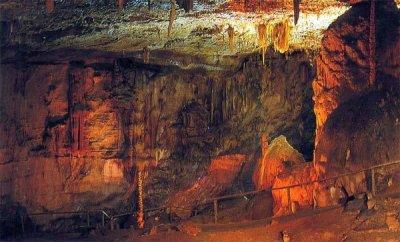 les Grottes des Moidons