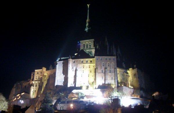 Mont Saint-Michel ! ! !