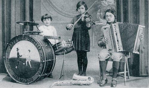 En musique avec les soeurs Dalmasso
