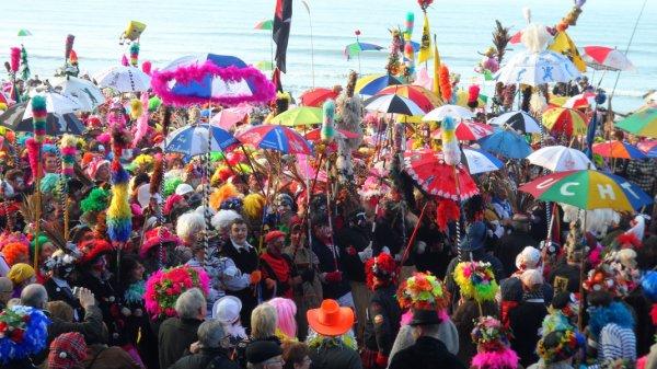 Février ... C'est le temps des Carnavals !
