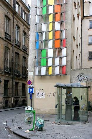 Paris - 2ème arrondissement le quartier du sentier