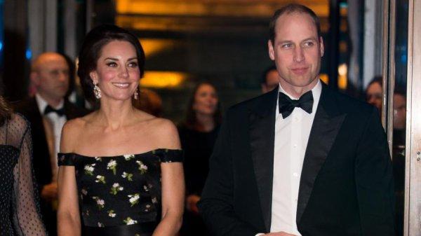 Kate et William bientôt en visite à Paris