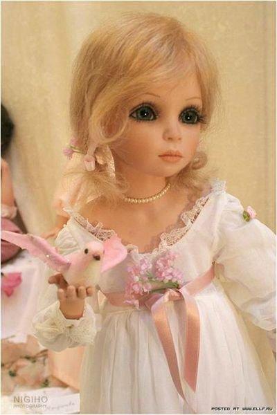 Les poupées incroyables ... de Siu Ling Wang !