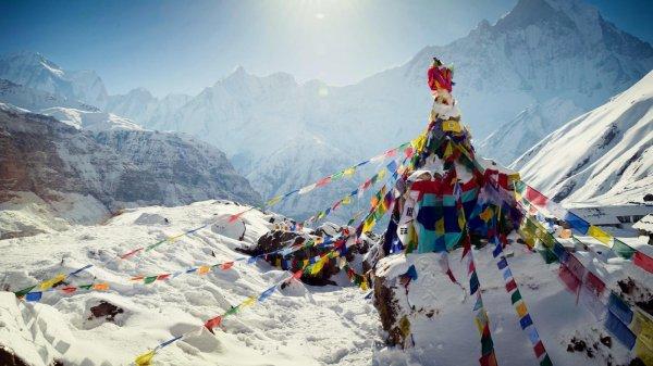 Le Wi-Fi est disponible... au sommet de l'Everest !