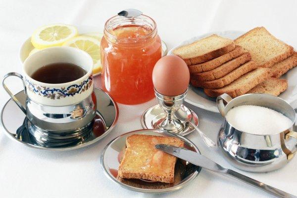 bonne nuit   et petit  déjeuner