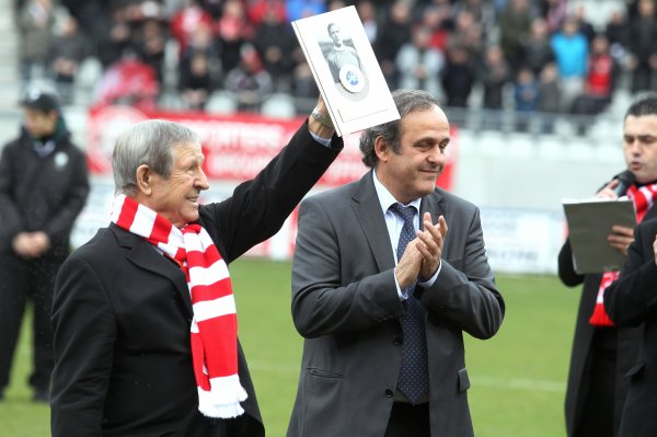 Décès de Raymond Kopa, figure du football français