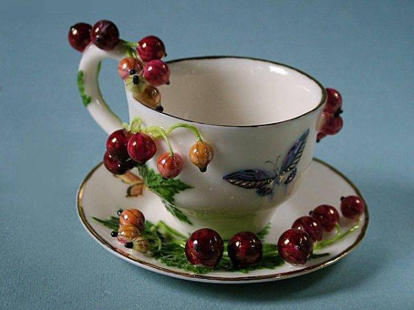 Jolies porcelaines de Svetlana oreshkin .