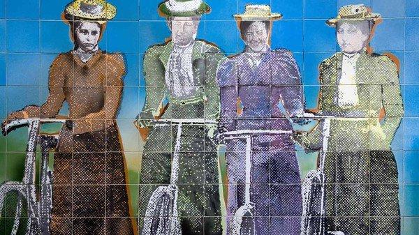 Peinture murale à Auckland, Nouvelle-Zélande
