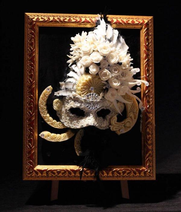 Stupéfiantes sculptures de savons : Daniele Barresi !