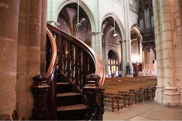 L'Eglise Collegiale St-Nizier