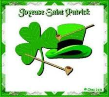 Saint-Patrick ... Fête Nationale Irlandaise