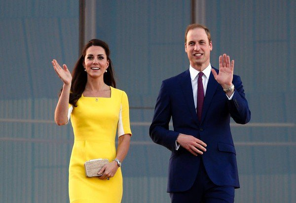 Où logeront Kate et William ce week-end à Paris ?!!