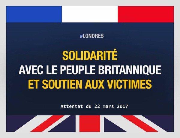 Attentat du 22 mars 2017 à Londres ...