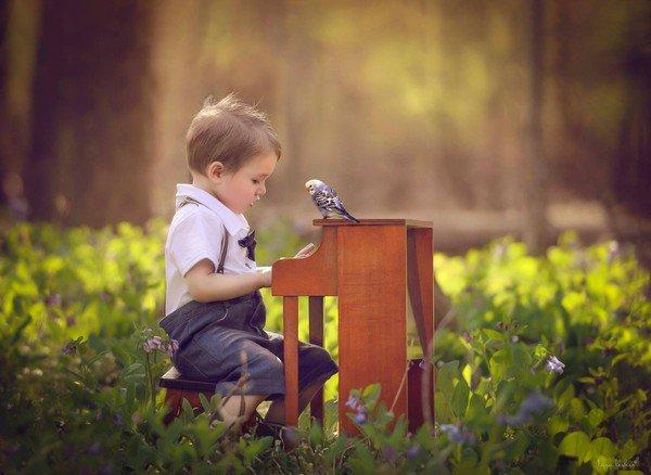 Le petit pianiste deviendra grand