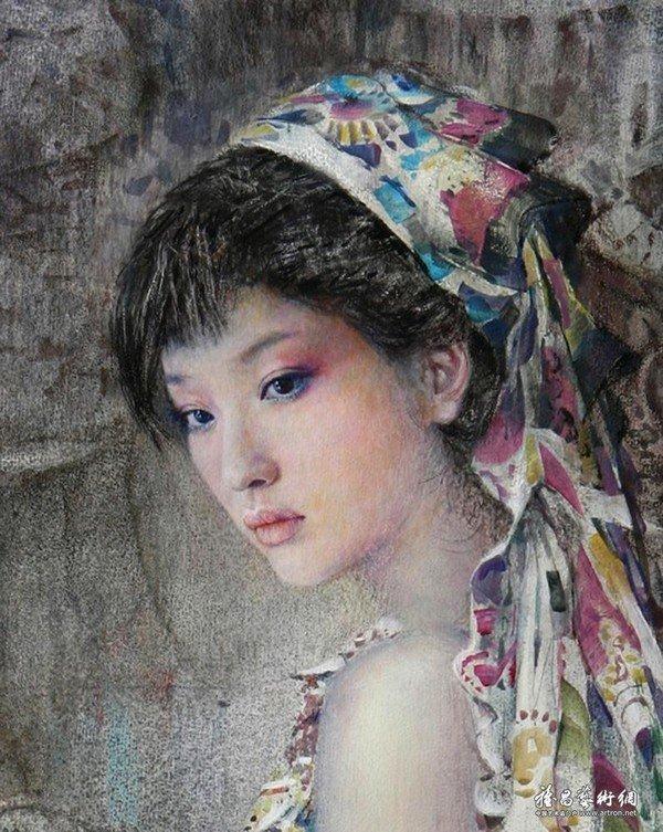 Chen Chong Ping ... peintre chinois !