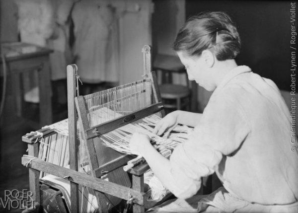 Comment apprenait-on un métier dans les années 40 ?