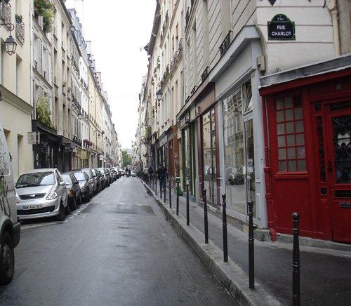 histoire d'une rue