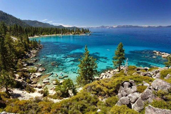 Quelques uns des plus beaux Lacs du monde ...