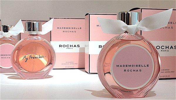 ROCHAS ... La poésie de Mademoiselle Rochas