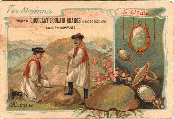 la  fabuleuse  histoire d'un  chocolat