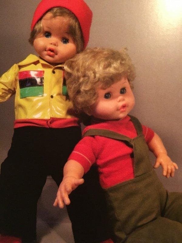 suite   poupées Bella