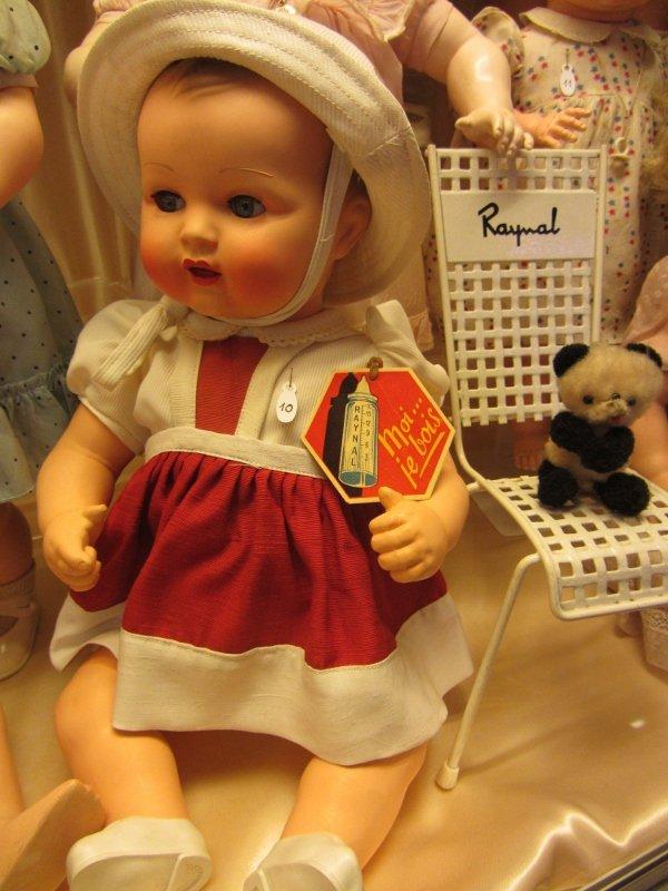 on  reste avec les poupées