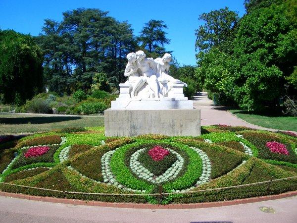 Historique et légende de la Tête d'Or de Lyon