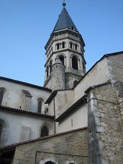 on visite !!!!!!! Abbatiale Saint Michel