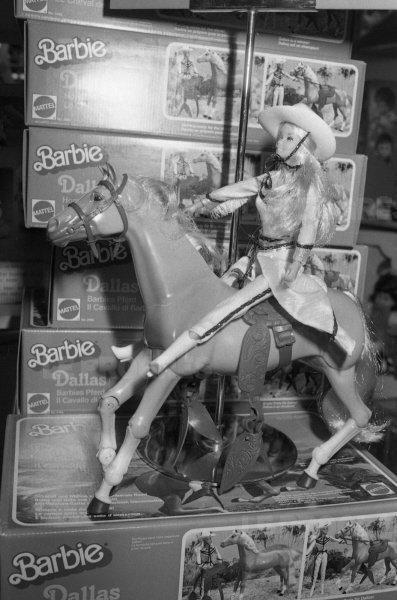 je m'en souviens presque tout les jouets de mes enfants !