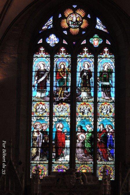 on visite !!!!!!! l'église Saint Michel des Lions à Limoges