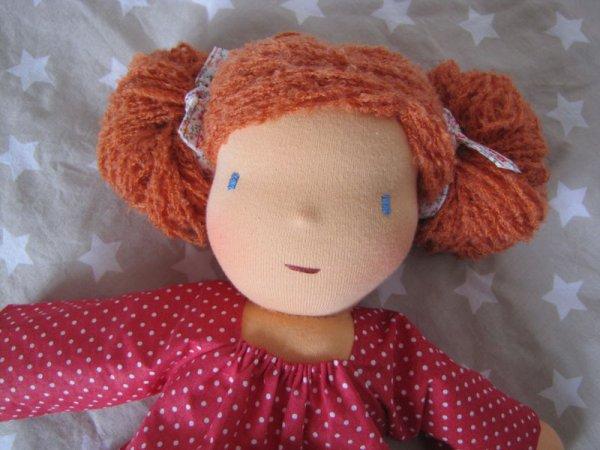 La poupée Waldorf