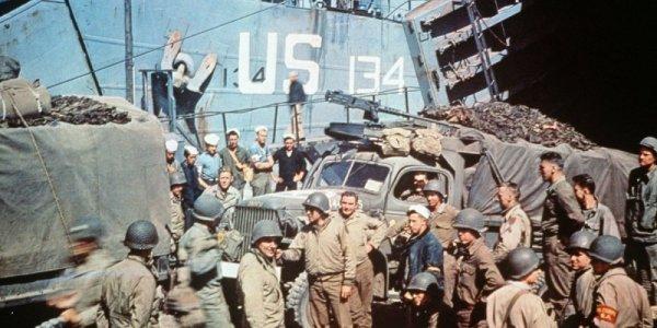 le  6 juin 1944  suite
