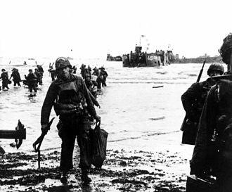 le  6 juin 1944