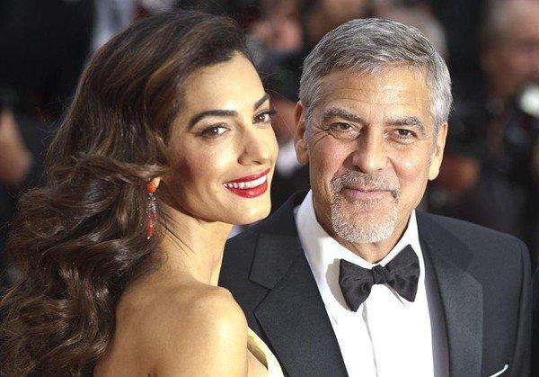 George et Amal Clooney accueillent des jumeaux !