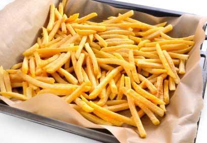 Georgette Plana - La ou y a des frites