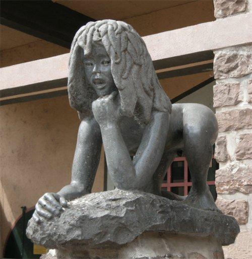 Victor, enfant sauvage de l'Aveyron trouvé en 1797