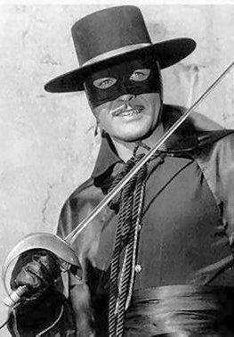 Zorro  est  arrivé  ( sauf ce soir en raison des élections)