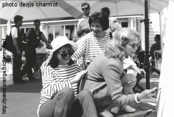 La marinière dans le cinéma français