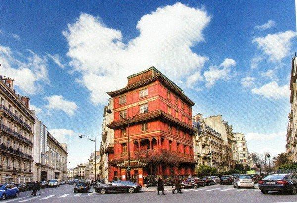 Une Pagode ... Au coeur de Paris !