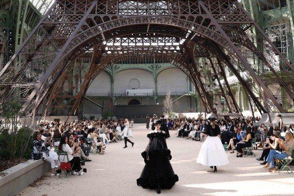 Chanel Célèbre Paris