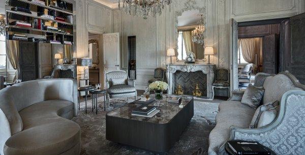 L'Hôtel de Crillon a fait peau neuve après 4 ans !