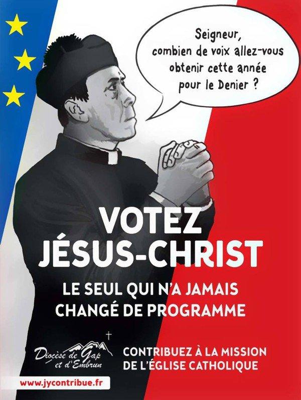 L'insolite campagne publicitaire dans les Hautes-Alpes