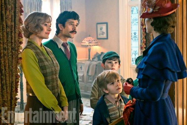 Le Retour de Mary Poppins » : 25 décembre 2018 !