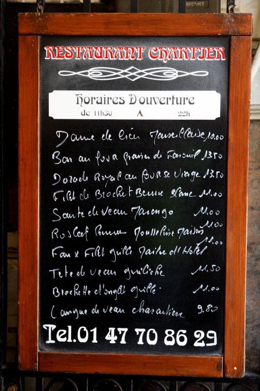 LA BRASSERIE LA PLUS MYTHIQUE DE PARIS