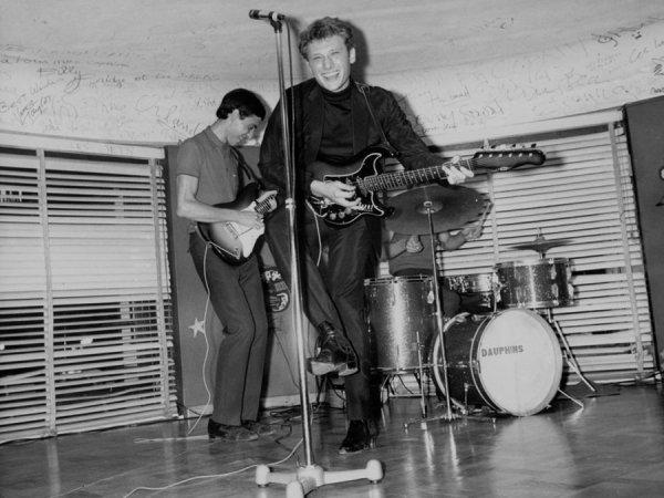 Johnny HALLYDAY Les plus belles photos du dernier rockeur français