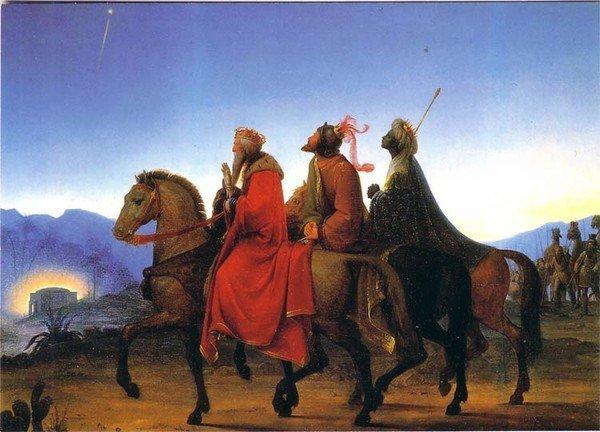 Bonne Fête de l' Epiphanie ... Origines et Traditions !