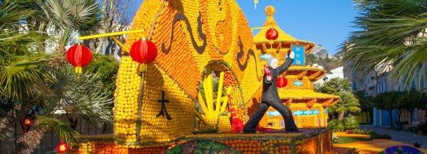 la fête  du citron 2018